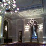 High level ceilings